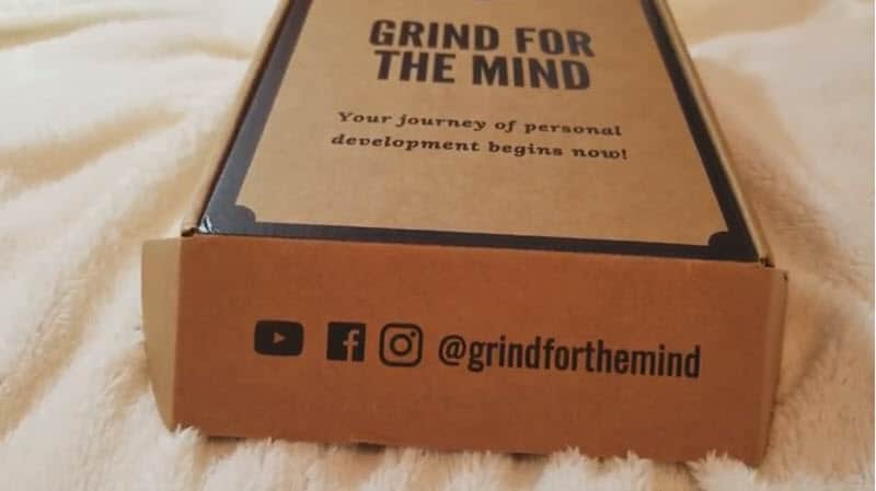 Grind For The Mind Unboxing Video