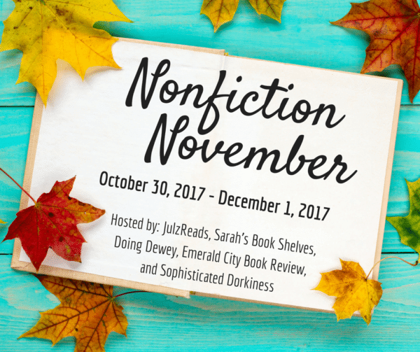 November Nonfiction – Week 1
