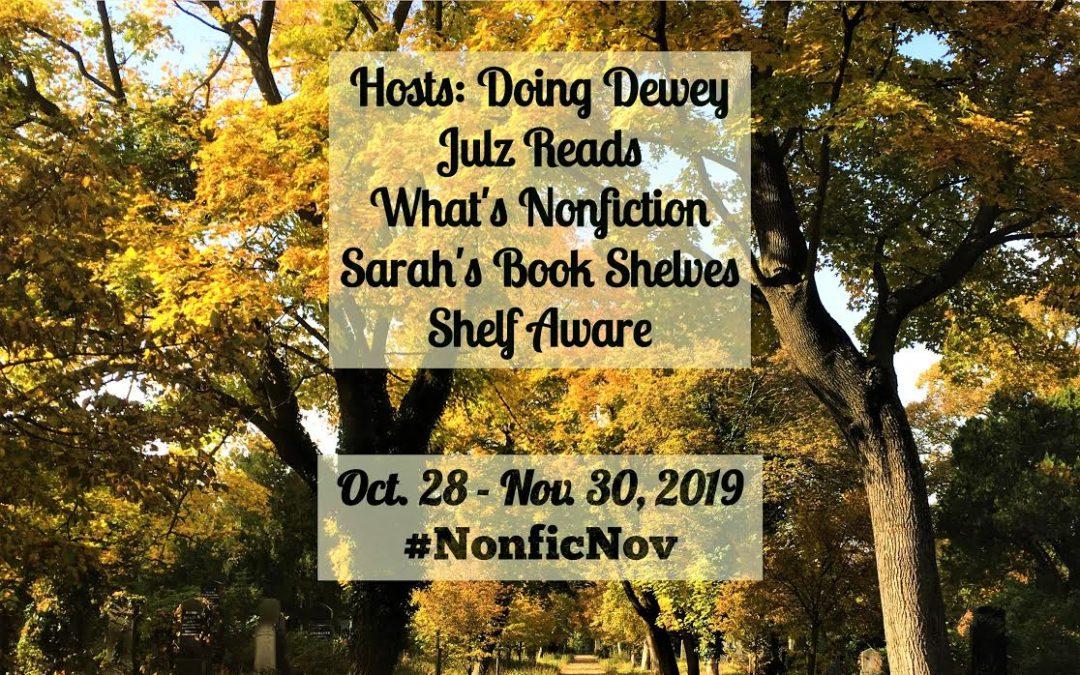 Nonfiction November Week 4